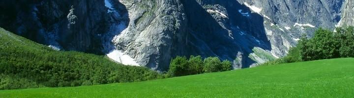 По следам троллей Норвегии