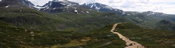 Туристическая дорога Согнефьелльсвеген