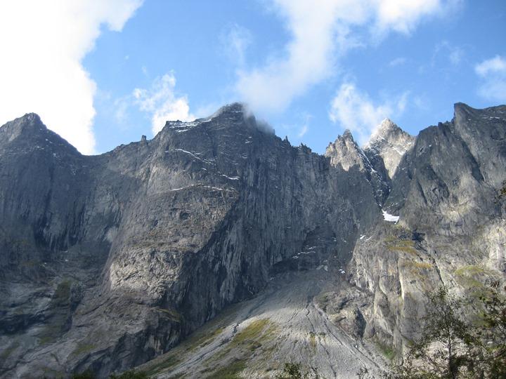 Trollveggen – Стена Троллей