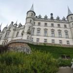 Замок Дорноч