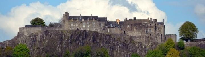 Шотландские замки с привидениями