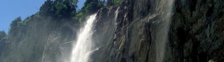 Водопад Штауббах