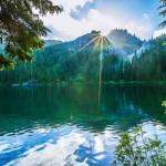 Mirror Matheson Lake 5